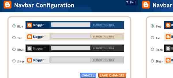 ඔබගේ Blogger අඩවියෙන් Blogger Navbar එක ඉවත් කරමු