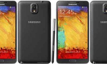 Samsung Galaxy Note 3 ලගදීම ඔබ අතට