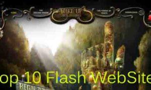 top flash wensites