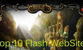 හොදම Flash වෙබ් අඩවි 10