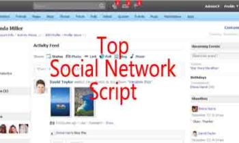 Social Network එකක් නිර්මාණය කරමු | හොදම Social Network Script 4