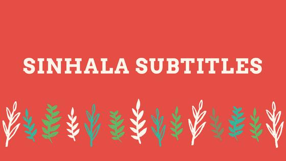 Sinhala Subtitles