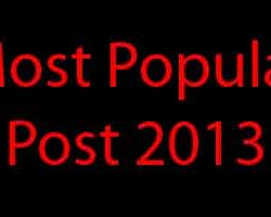 popular post 2013