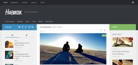 නොමිලේම Download කරගන්න පුළුවන් සුපිරිම WordPress Theme එකක්