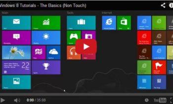 Windows 8 Sinhala Tutorials