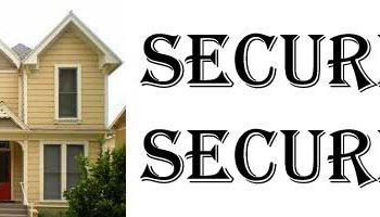 Home Security හි අනාගත තාක්ෂණය