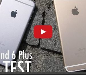 iphone6 test