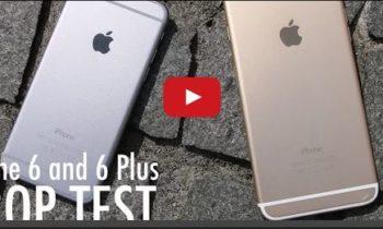[Video] අලුතෙන්ම ගත්ත iPhone 6 එක බිම දාලා බලමුද?