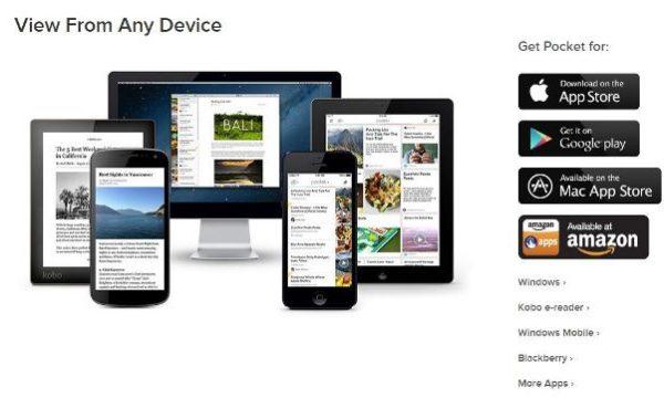 Pocket Apps