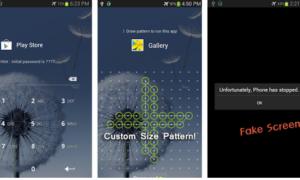 Android App Lock