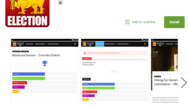 election android app