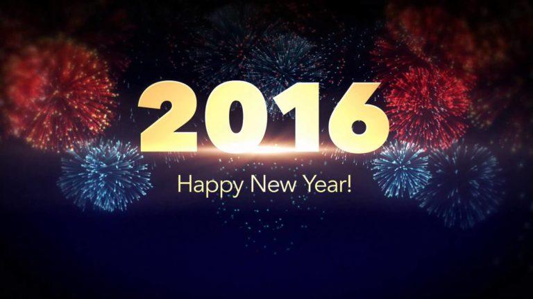 Happy New Year 2016 | සුබ අලුත් අවරුද්දක් වේවා 2016