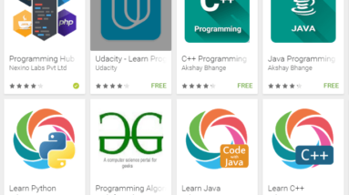 programming android apps