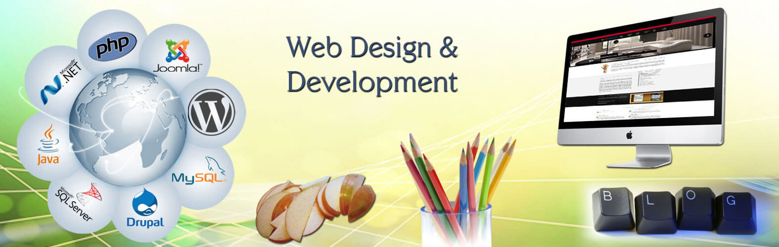 Web Design & Development in Sri Lanka