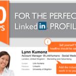 ඔබගේ LinkedIn Profile එක නිවැරදි ආකාරයට සාදා ගන්නේ කොහමද? [Infographic]