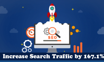 [SEO] අපගේ Client කෙනෙක්ගේ Google Search Traffic 436.58% කින් අපි වැඩි කලේ කොහමද?
